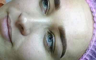 Перманентный макияж бровей и губ оказываем услуги