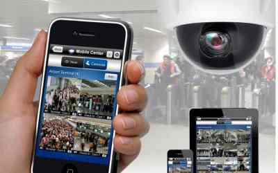 Установка видеонаблюдения оказываем услуги