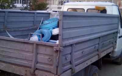 Вывоз мусора строительного,хлама,мебели и т.д оказываем услуги