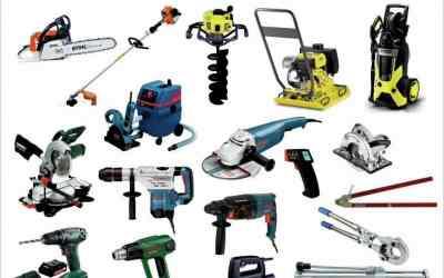 Аренда строительного инструмента оказываем услуги