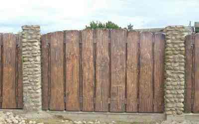 Строительство, монтаж заборов, ворот с 0 под ключ оказываем услуги