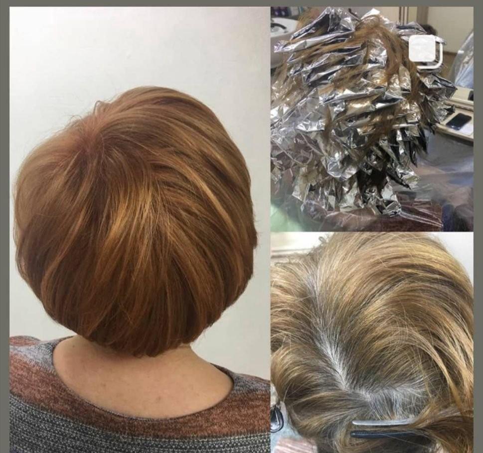 Стрижки/окрашивание/макияж/брови/хна оказываем услуги
