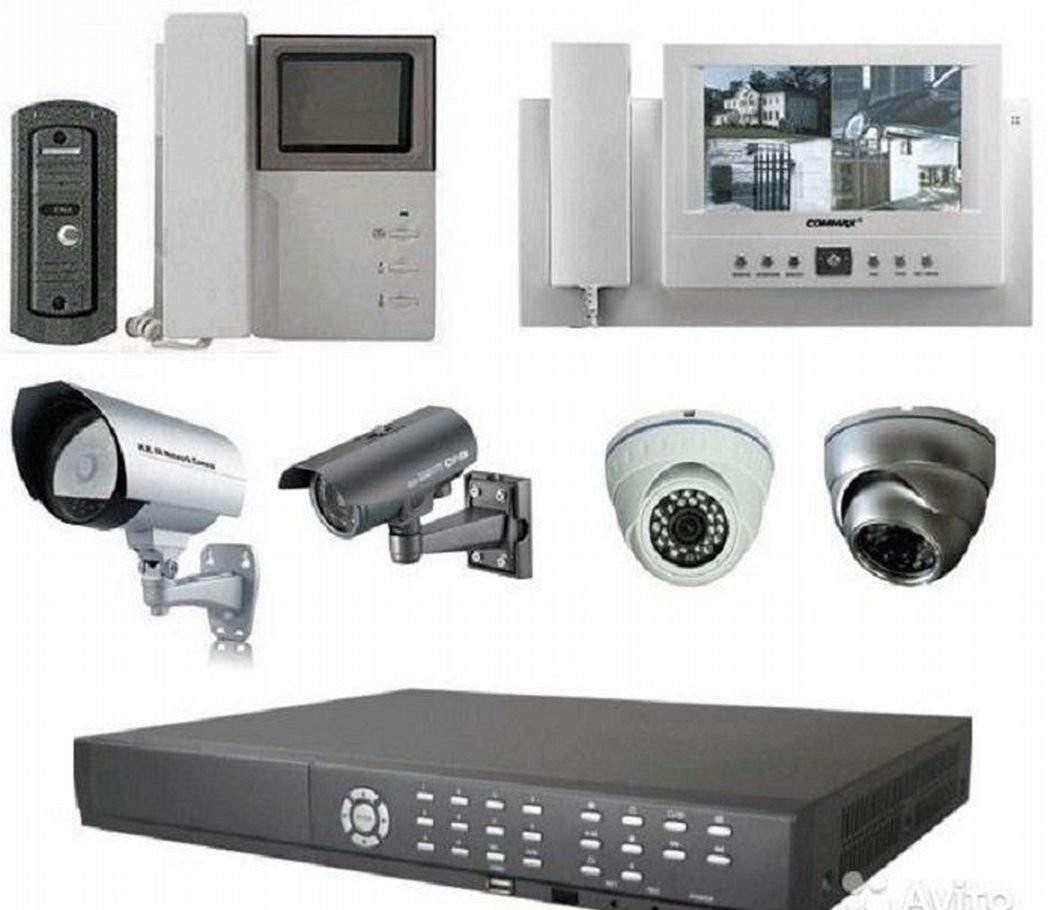 Установка и монтаж систем видеонаблюдения оказываем услуги