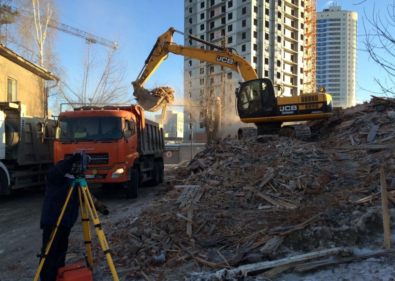 Уборка и вывоз строительного мусора оказываем услуги