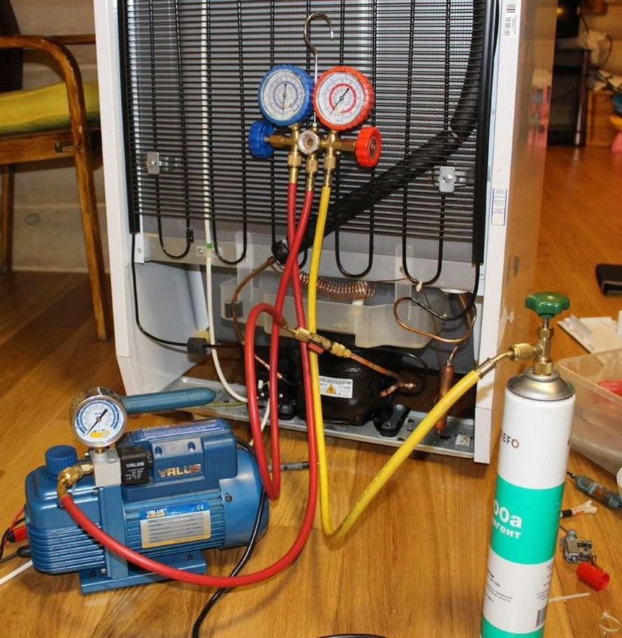 Ремонт бытовой техники, холодильников и др оказываем услуги