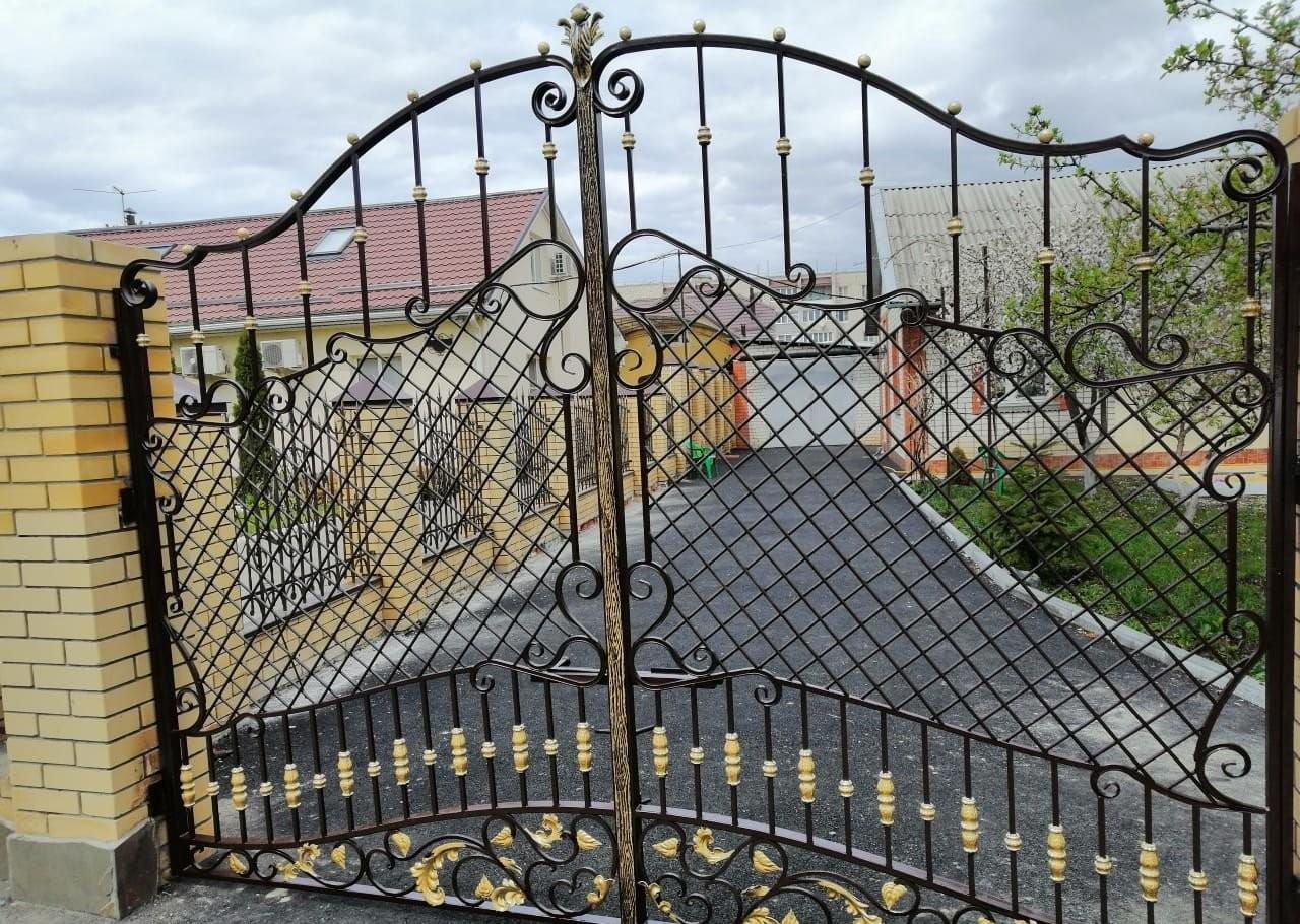 Ворота заборы оказываем услуги